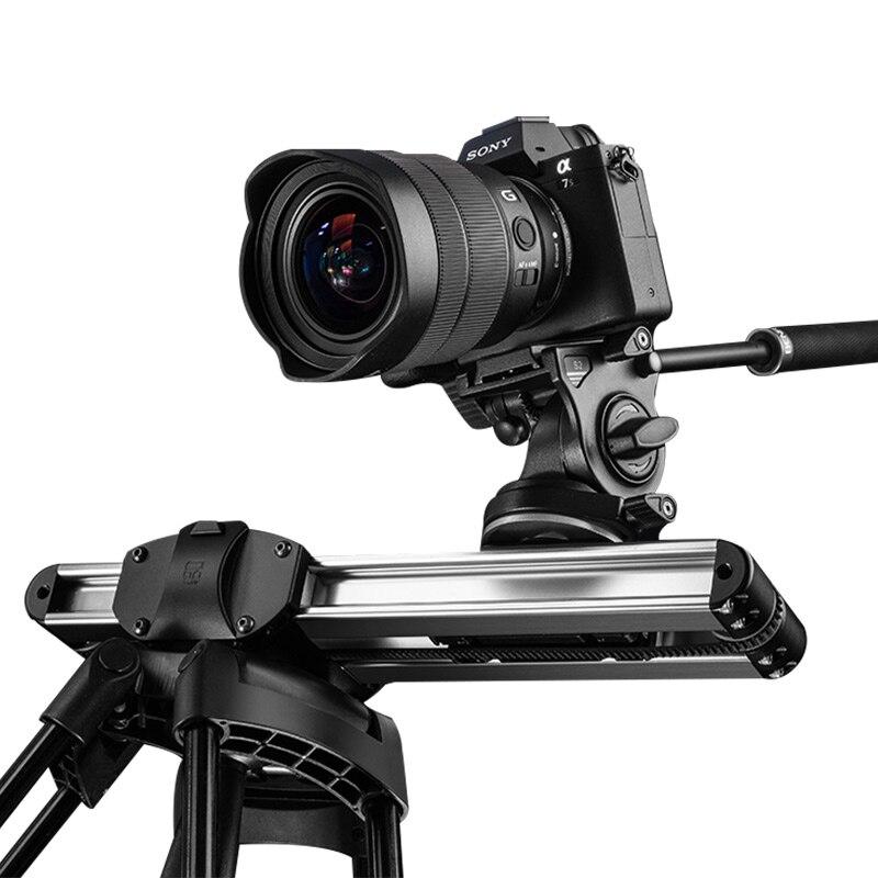 2018 Nouveau Upgrated Micro2 Professionnel portable 33 cm mini caméra voyage curseur piste dolly curseur vidéo dolly piste rail