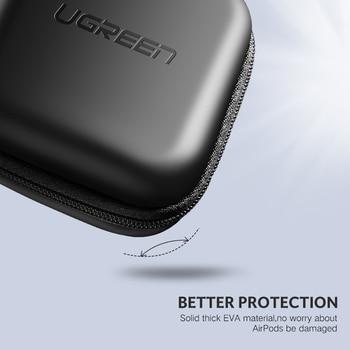 Earphone Case Hard Headphone Bag For Airpods Earpods 2