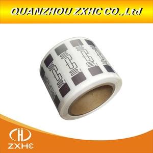 Image 2 - 2000pcs/roll Long Range RFID UHF Label Tag 9662 Wet Inlay 860 960 mhz Alien H3 EPC Global Gen2 ISO/IEC18000 6C