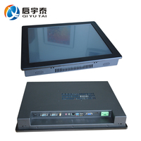 Fanless And Noiseless 19 Inch Embedded Industrial Touch Screen Pc With Industrial Motherboard