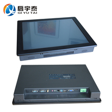 19 inch embedded industrial pc touch screen Resolution 1280×1024 pc with industrial Intel j1900 2gb ddr3 32g ssd