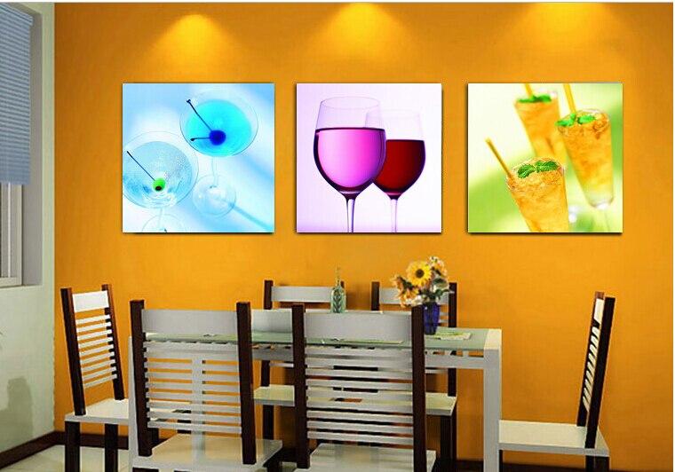 Online get cheap wall art kitchen for Kitchen decoration piece
