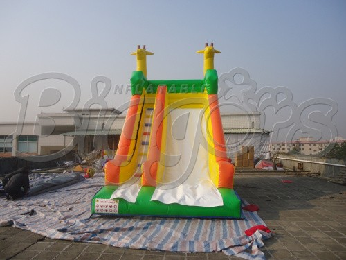 Inflatable Slide Funny Inflatable Slide Water Slide For Commercial Use inflatable pool slide funny water slide combo dual slides