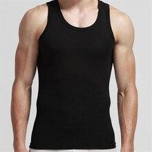 Brand mens t shirts Summer Cotton Slim Fit Men Tank Tops Clothing Bodybuilding Undershirt Golds Fitness tops tees