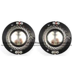 2pcs Diaphragm for Altec Lansing Speaker ALTEC 604-8G, 604-8H, 604-8K 806, 807, 808 8Ohm 26420xx 8ohms or 16 Ohm(China)