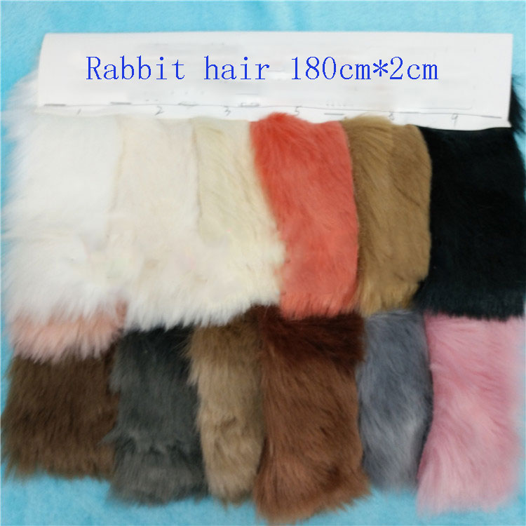 Spot court fourrure de renard fourrure de lapin haute densité super doux fourrure artificielle fausse fourrure tissu