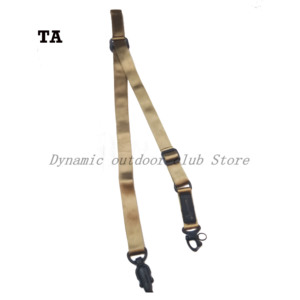 Image 2 - Free Shipping HANWILD Top Quality MS2 Tactical Multi Mission Rifle Sling Gun Strap System Mount Set