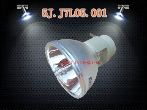 5J.J7L05.001 Projector Bulb/Lamp for BenQ W1070/W1080ST/HT1075/HT1085ST compatible bare projector lamp 5j j9h05 001 for benq ht1075 ht1085st i700 i701jd w1070 w1070 w w108st