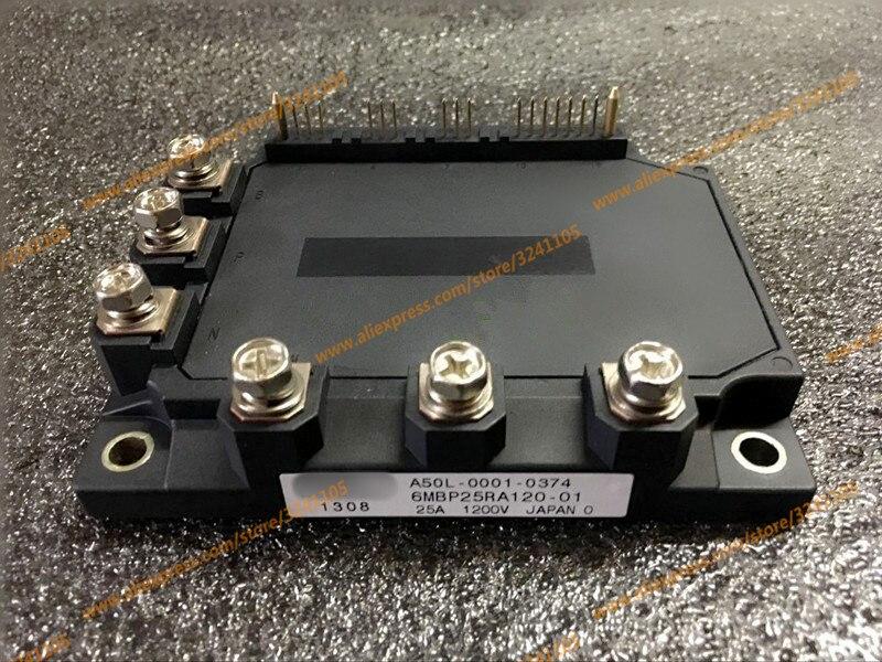 Livraison gratuite nouveau A50L-0001-0374 6MBP25RA120-01 MODULE