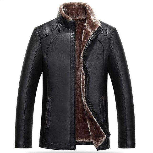 Winter Shearling Coats For Men Luxury Brand XXXL Plus Size Mens Dress Suit Jackets Suede Velvet China Mens Faux Fur Coats C328