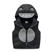 wt-7061 Baby cartoon spring 2017 new boys wear vest Han children zipper Vest Jacket