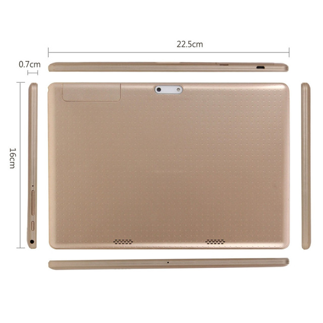 Free shipping Lonwalk China Cheap Tablet pc 4G LTE Built in 3G WCDMA 4GB RAM 64GB ROM 9.6 » IPS screen