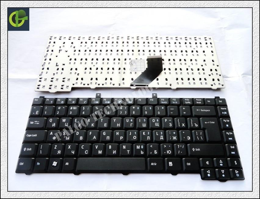 Russian Keyboard for Acer Aspire 5106 5112 5515 5030 5500Z 5502 5512 5680 5650 5630 5611 5612 5613 9110 9120 5630 5633 RU Black