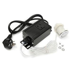Image 5 - 220 380V Air Switch Knop & Plug Voor Massage Stoel Spa Afval vuilophaal Gunstige Prijs
