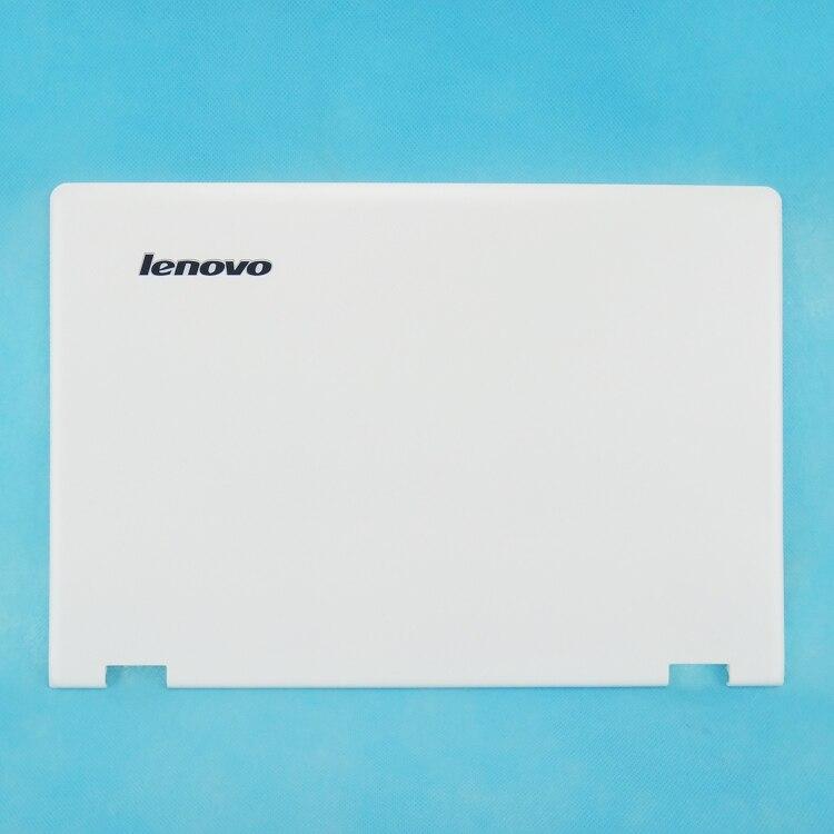 Новые Оригинальные для Lenovo Ideapad Yoga 3 14 ЖК Задняя Крышка Задняя Крышка Экрана Верхняя Крышка Белый AP0YC000500