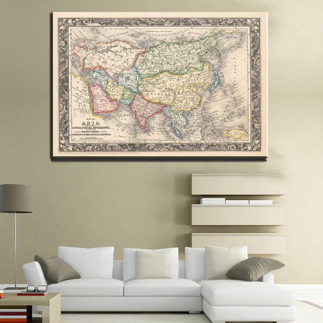 Xll201 large vintage retro paper earth moon world map poster wall xll201 large vintage retro paper earth moon world map poster wall chart home decoration printing on gumiabroncs Image collections