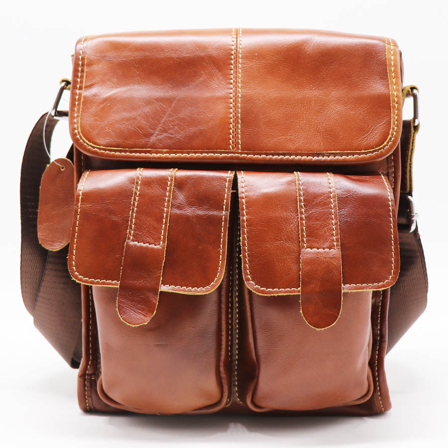 Genuine Cow Leather Bag Men's Handbag Men Cross Body Shoulder Bags Male Cowhide Messenger Bag Casual&Bussiness Pack zznick 2017 new men genuine leather messenger bag male cowhide leather cross body shoulder bag vintage men bags handbag
