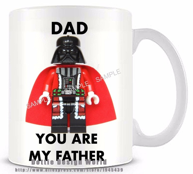 Darth vader dad you are my father funny novelty travel mug 11oz darth vader dad you are my father funny novelty travel mug 11oz white coffee tea milk negle Gallery