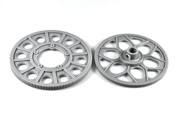 (2Pieces/Lot)Tarot - 600 Helicopter Parts 600 Main Drive Gear Fit T-REX 550E &T-REX 600/600 Nitro TL60019 t rex t rex t rex deluxe edition 2 lp