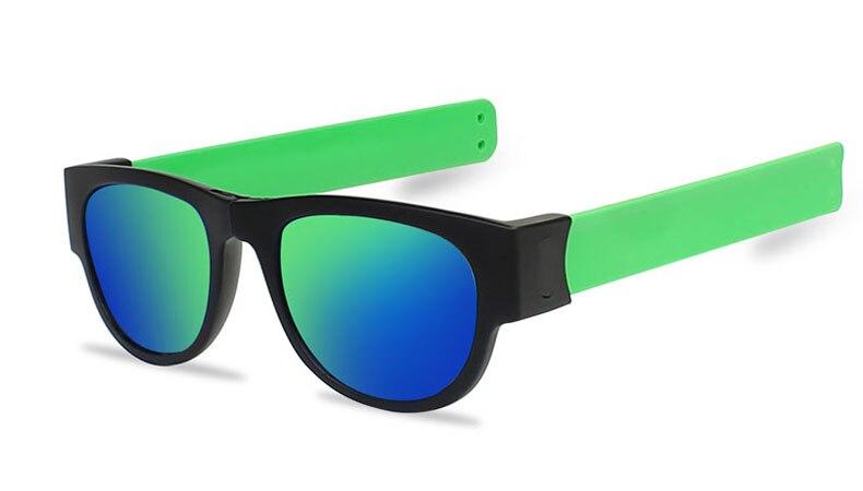 Blue Green-Green