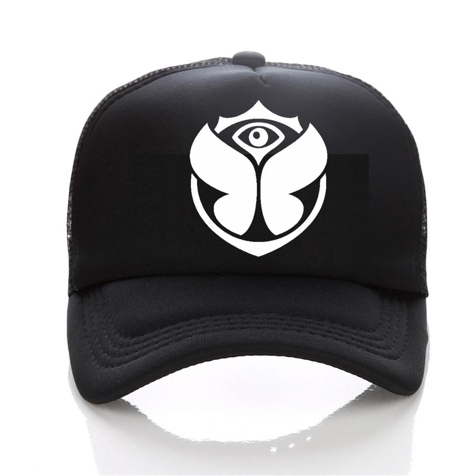 tomorrowland music festival cap print casual baseball cap mens fashion Summer leisure snapback hats