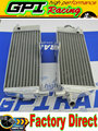 aluminum  Radiator  for HONDA CR250 CR 250 CR250R CR 250R 90-91 1990 1991
