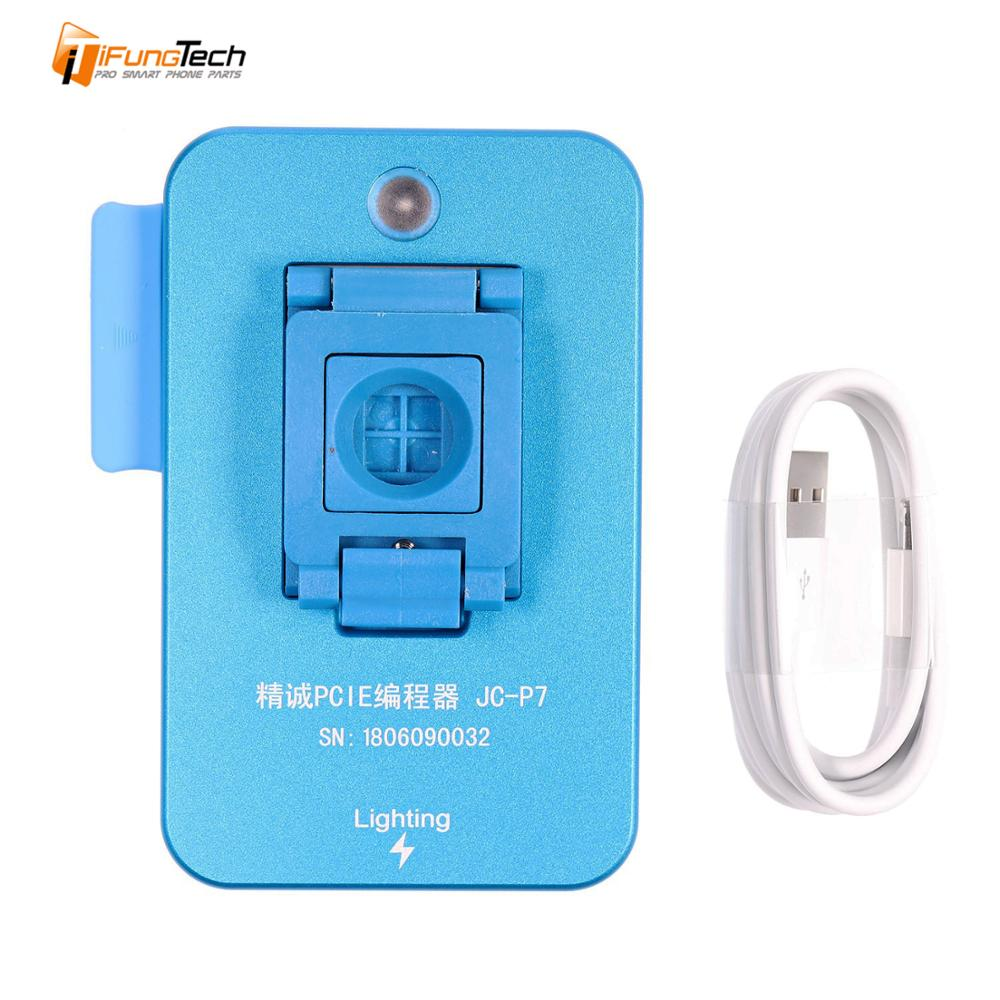 JC Pro1000S JC P7 HDD NAND Programmer PCIE NAND SN Read Write Error Remove Module For IPhone 7P 7 6SP 6S 5SE IPad Pro Repair