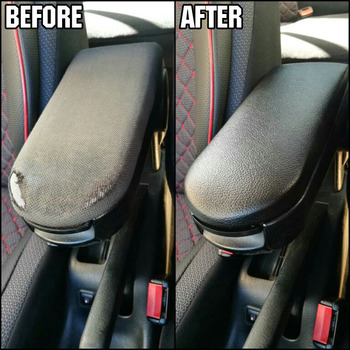 Car Armrest Latch Lid Center Console Cover Cap For VW Golf Bora Mk4 Gti Jetta R32 New Polo 6R 9N 9N3 Allroad Passat b5 Beetle 2