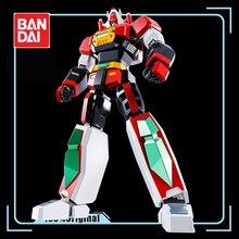 BANDAI figura de acción del líder Brave, figura de Anime ensamblada, Daimos, GUNDAM, GX 83 1/100