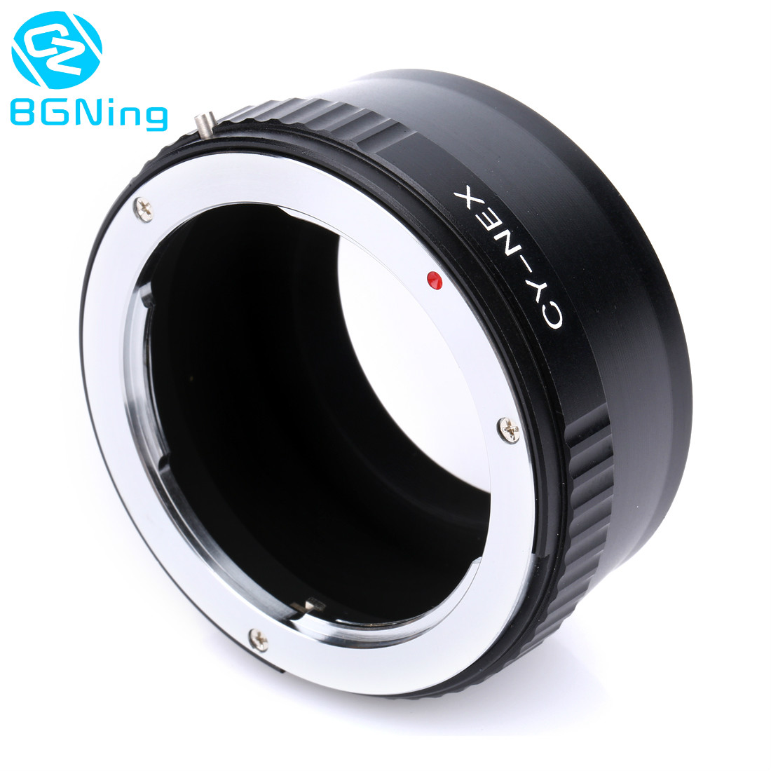 Camera Lens Adapter Ring for Contax Yashica C/Y CY Lens for Sony Alpha NEX E-Mount NEX-3N NEX-6 NEX-5R C Y to E Mount PartsCamera Lens Adapter Ring for Contax Yashica C/Y CY Lens for Sony Alpha NEX E-Mount NEX-3N NEX-6 NEX-5R C Y to E Mount Parts