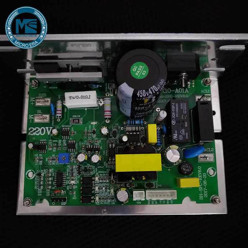 DK10 A01A treadmill motor controller LCB compatible with endex DCMD67 control board