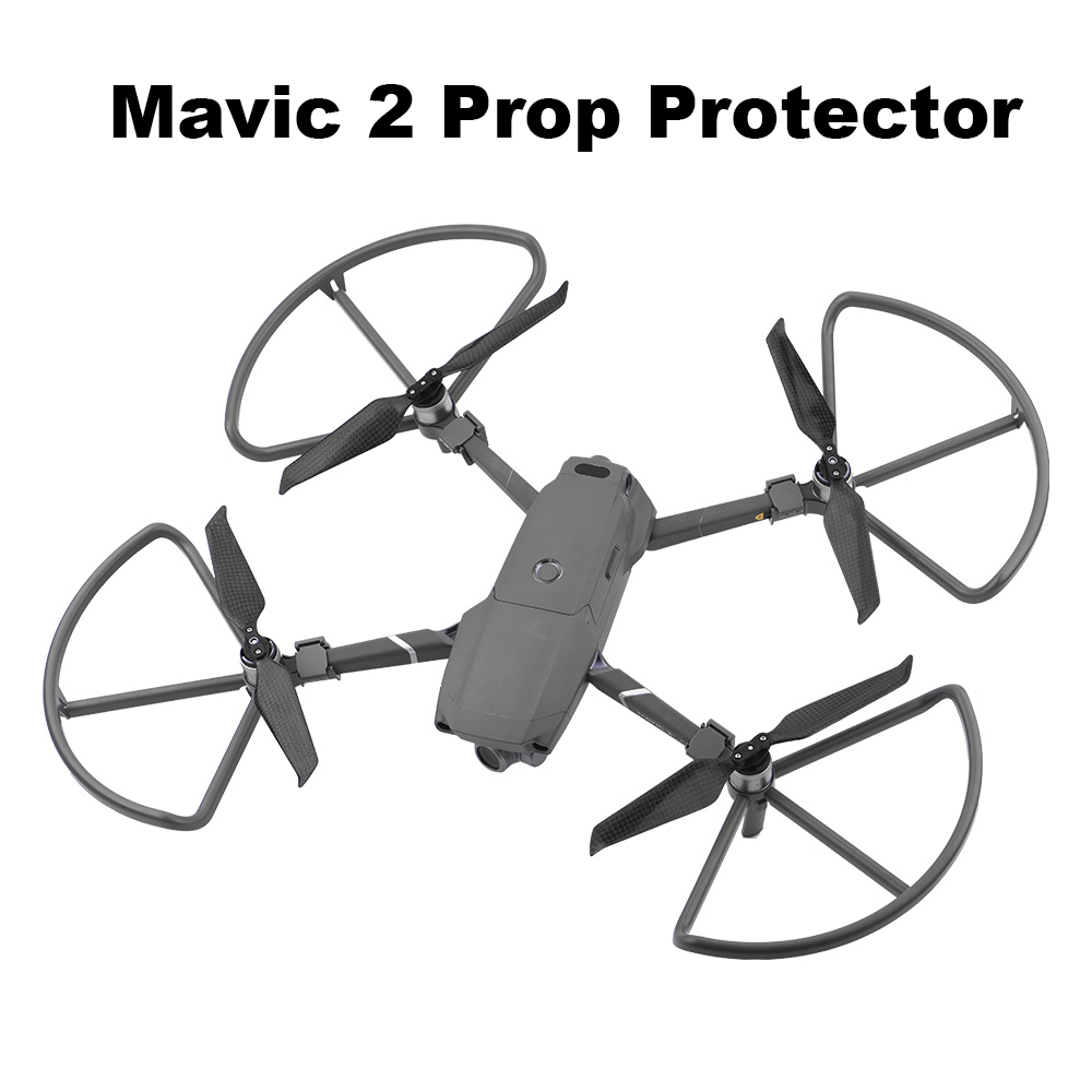 4PCS Propeller Protector Protection Bumper For DJI Mavic 2 Pro ZOOM Drone Quick Release 8743F Props Wing Fan Guard Spare Parts