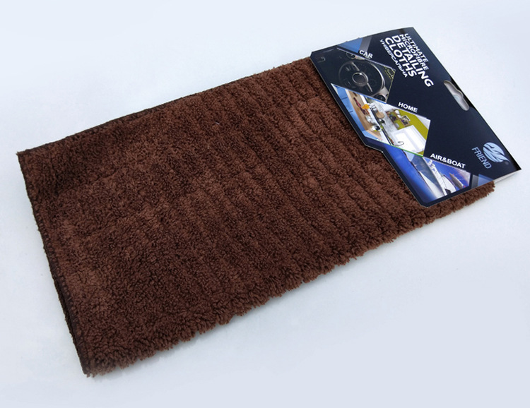 Image 4 - 1PCS 30*30cm ultra fine fiber household cleaning towels Car Care Microfibre Wax Polishing Details Towels car mirror clean towels-in Paint Cleaner from Automobiles & Motorcycles