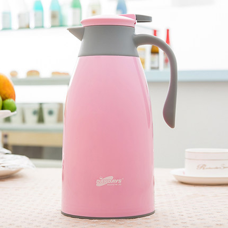1 Liter Liner : Daydays l glass thermos pot coffee kettle