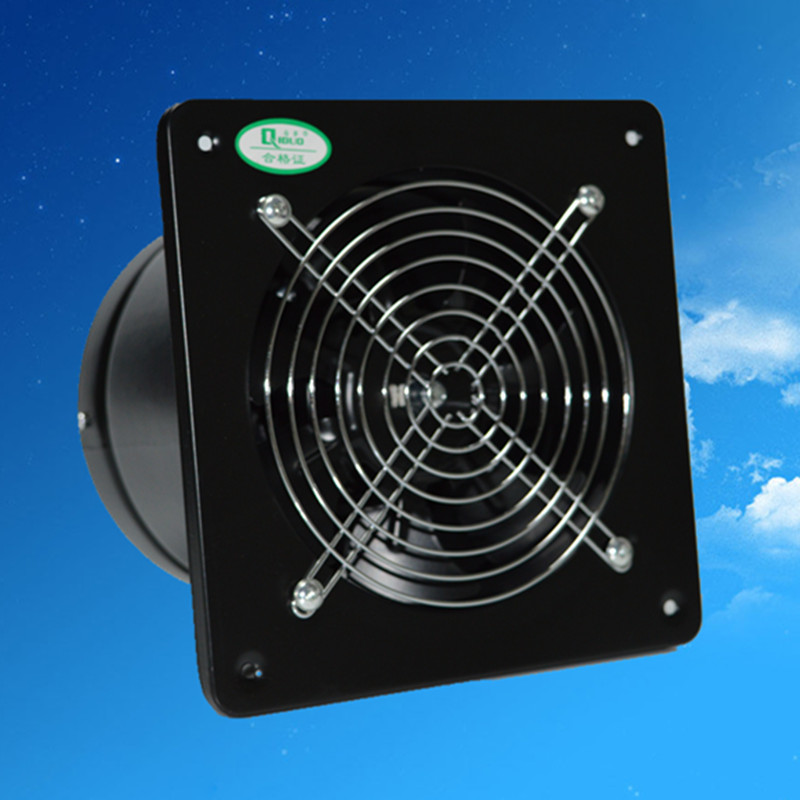 High Speed Fan : Quot squre panel high speed fan air ventilating green and