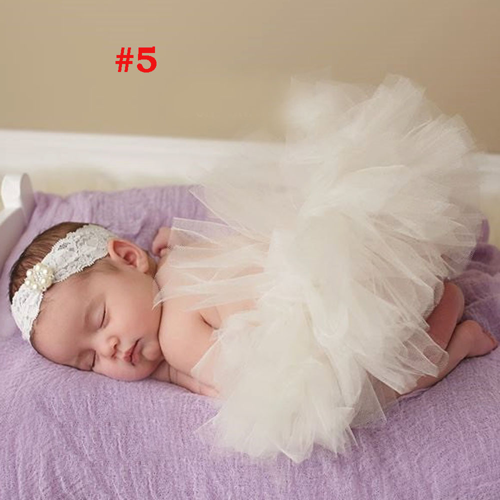 Antique-Rose-Tutu-and-Vintage-Style-Headband-Handmade-Newborn-Tutu-Baby-Girl-Photography-Props-Birthday-Gift-TS049-4