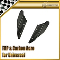 Car-styling Carbon Fiber Universal ARC Style Front bumper Splitter In Stock