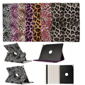 IDOOLS Brand Leopard pattern Leather Case For APPLE iPad Pro 12.9 Inch Tablet Bag with 360 Degree Rotation Flip Cover