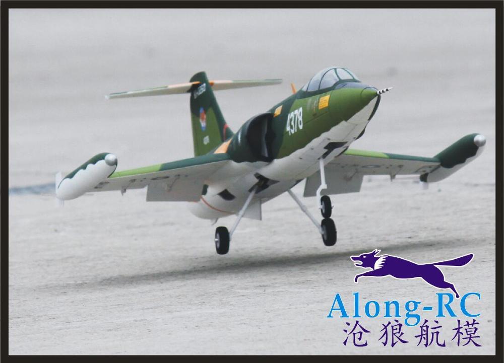 OEB avion/RC avion/RC MODÈLE PASSE-TEMPS JOUET 70mm EDF SPORTIVE JET avion F-104 F104 (kit ensemble ou PNP ENSEMBLE) rétractable train d'atterrissage