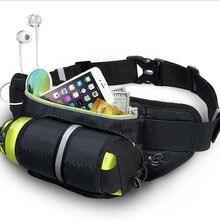 Phone-Holder Waist-Band Running-Belt Cycling Hydration Bag-Pack Storage Marathon Jogging