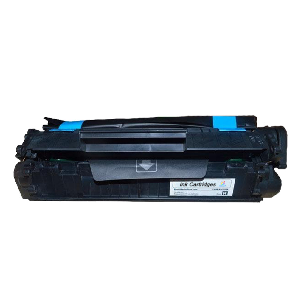 ФОТО Hisaint Listing Compatible Toner Cartridge Replacement for HP 12A Q2612A (Black) For LaserJet1010/1015/1018/1020/1022 Hot Sale