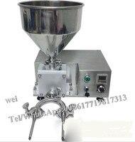 Fábrica diretamente abastecimento bolo máquina de enchimento  bolo de creme que faz a máquina