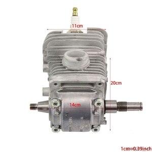 Image 3 - 38mm moteur moteur cylindre Piston vilebrequin Pan assemblage jardin outils électriques pièces pour MS170 MS180 018 tronçonneuse