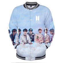 Bangtan7 3D Love Yourself Varsity Jackets (7 Models)