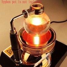 Alta Calidad 220 V Haz Halógeno Calentador Quemador de Calor Infrarrojo para Hario Yama Sifón Cafetera