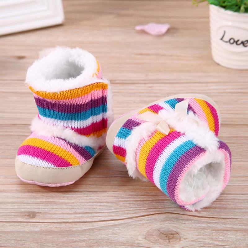 2017-Winter-Warm-Baby-Prewalker-Boots-Rainbow-Stripe-Infant-Toddler-Non-Slip-Fleece-Thicken-Shoes-Newborn-Soled-Shoes-Sneakers-1