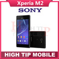 Sony Xperia D2303 Unlocked Original Cell Phones Android OS Quad Core 4.8 inch touchscreen 8MP free shipping Refurbished