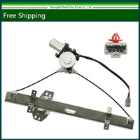 New Front Left Driver Side Power Window Regulator With Motor For Honda Accord OE 741 766