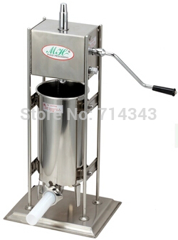 2L Hand Vertical/stainless steel/Manual sausage machine/ Aberdeen commercial enema machine/Hot dog machine2L Hand Vertical/stainless steel/Manual sausage machine/ Aberdeen commercial enema machine/Hot dog machine
