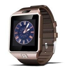 Freies verschiffen Im Freien Touch Armbanduhr Bluetooth Smart Uhren Sport Pedometer Mit SIM Kamera Smartwatch Für Android Smartphone